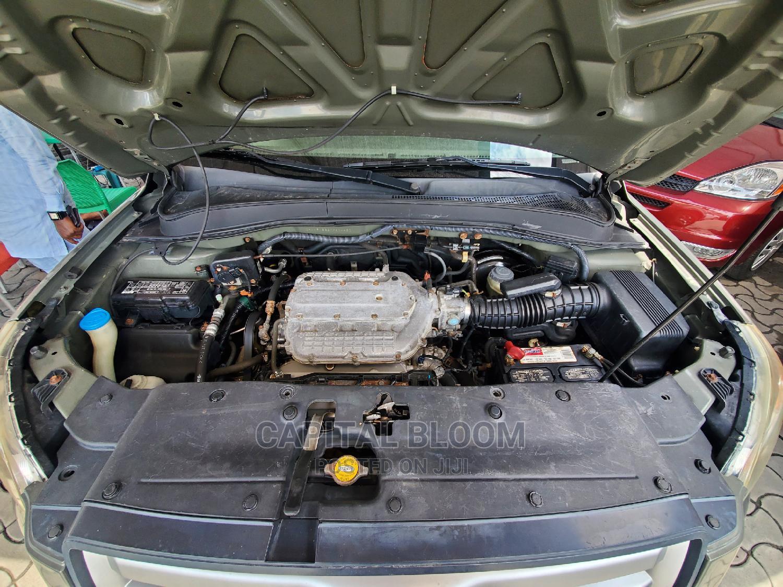 Archive: Honda Pilot 2007 EX-L 4x4 (3.5L 6cyl 5A) Green