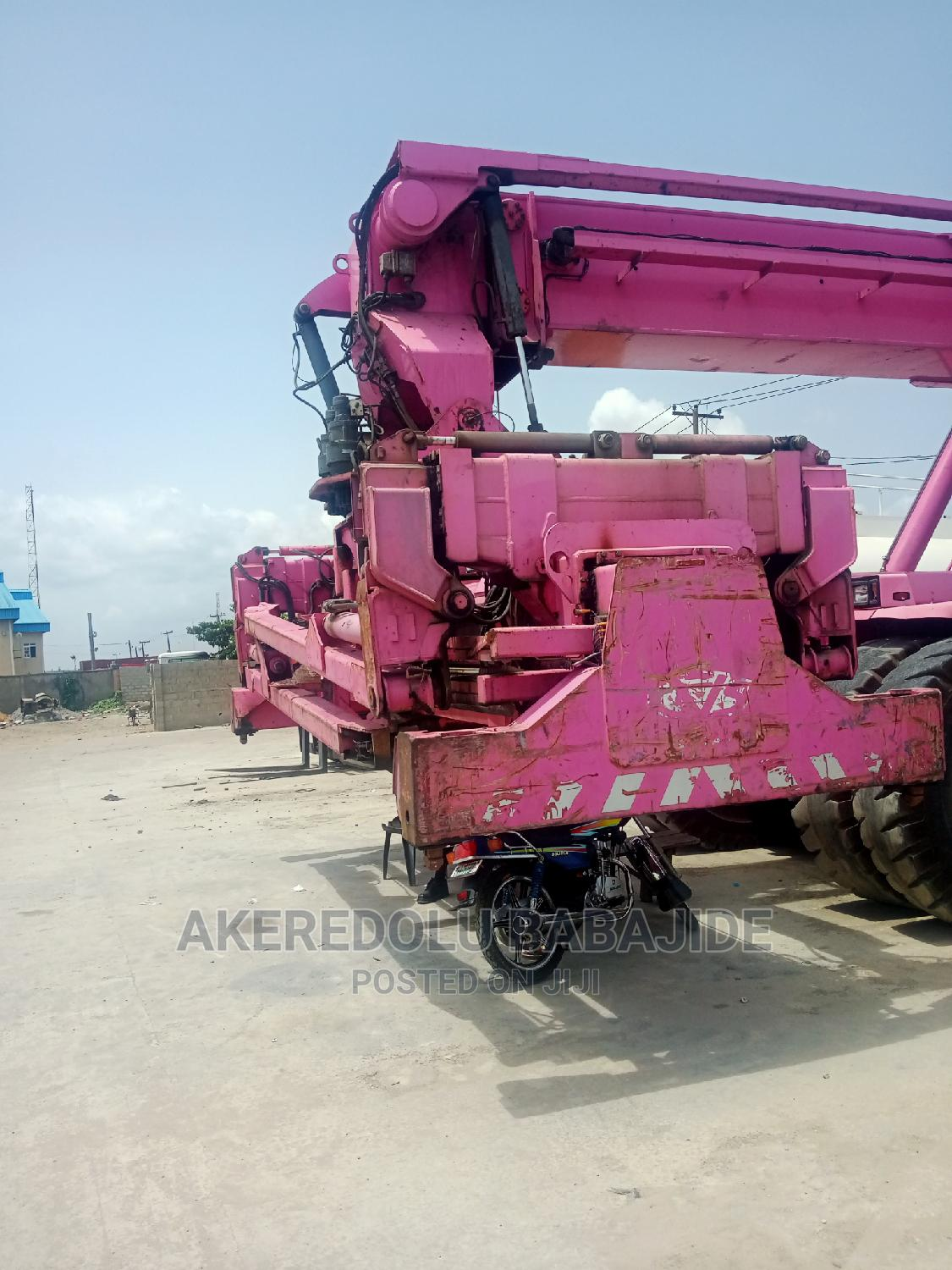Caman Is 55ton 2007 | Heavy Equipment for sale in Isolo, Lagos State, Nigeria