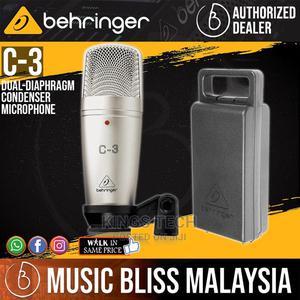 Behringer C3 Condenser Microphone   Audio & Music Equipment for sale in Lagos State, Ikeja