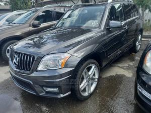 Mercedes-Benz GLK-Class 2012 350 4MATIC Gray | Cars for sale in Lagos State, Apapa