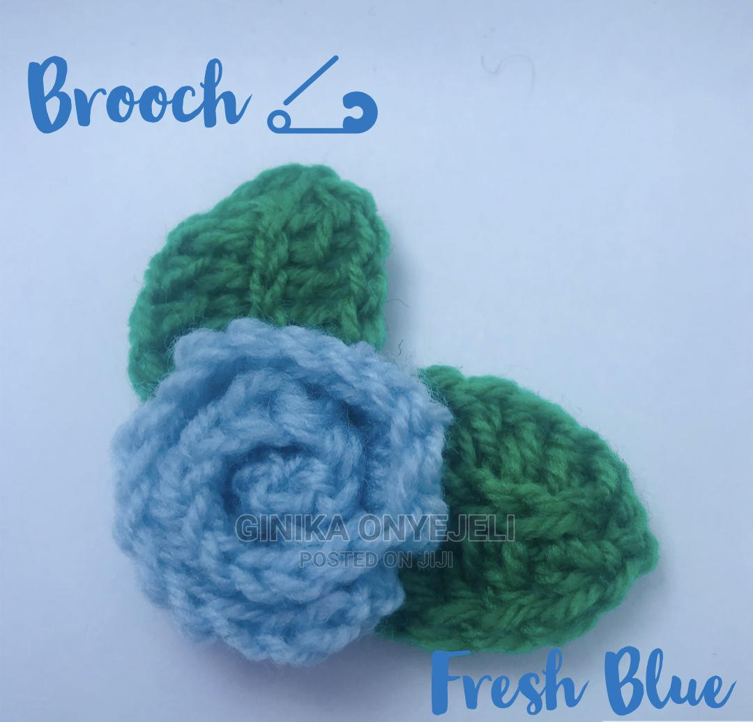 Beautiful Rose Brooches