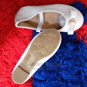 Size 27 Kids Ballerina Shoe White   Children's Shoes for sale in Kwara State, Ilorin West