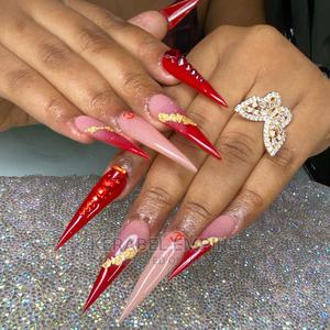 Perfect Manicure Nails Art | Health & Beauty Services for sale in Lagos State, Lekki
