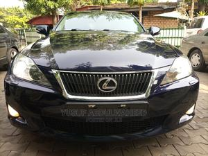 Lexus IS 2010 250 Blue   Cars for sale in Abuja (FCT) State, Central Business District