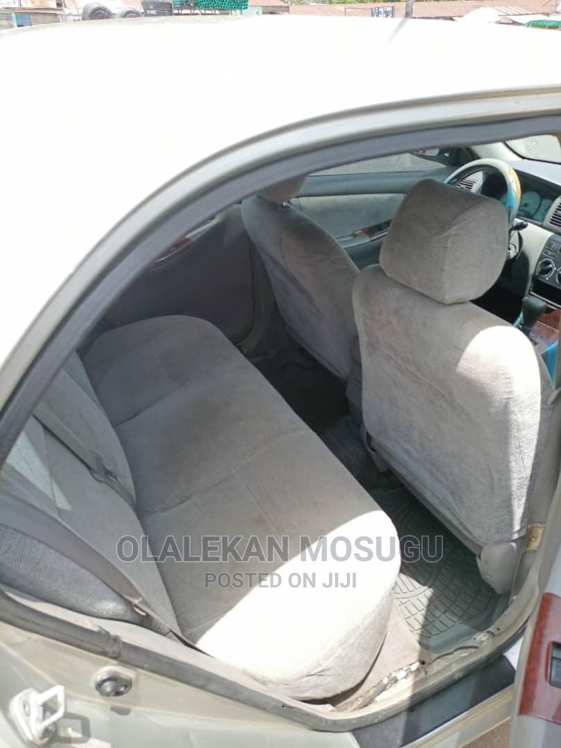 Archive: Toyota Corolla 2004 LE Silver