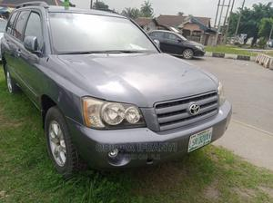 Toyota Highlander 2004 V6 FWD Gray   Cars for sale in Anambra State, Awka