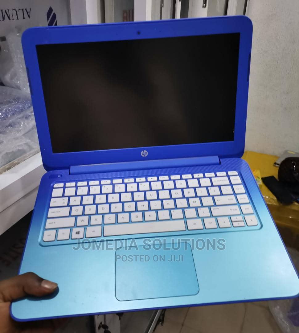 Archive: Laptop HP Stream 14 4GB Intel Celeron SSD 32GB