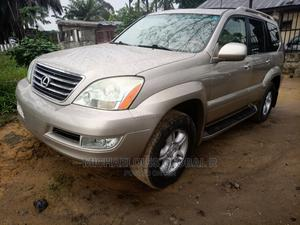 Lexus GX 2005 470 Sport Utility Gold | Cars for sale in Rivers State, Port-Harcourt