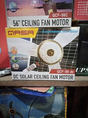Qasa Solar DC Celling Fan With High Quality   Home Appliances for sale in Lagos State, Ojo