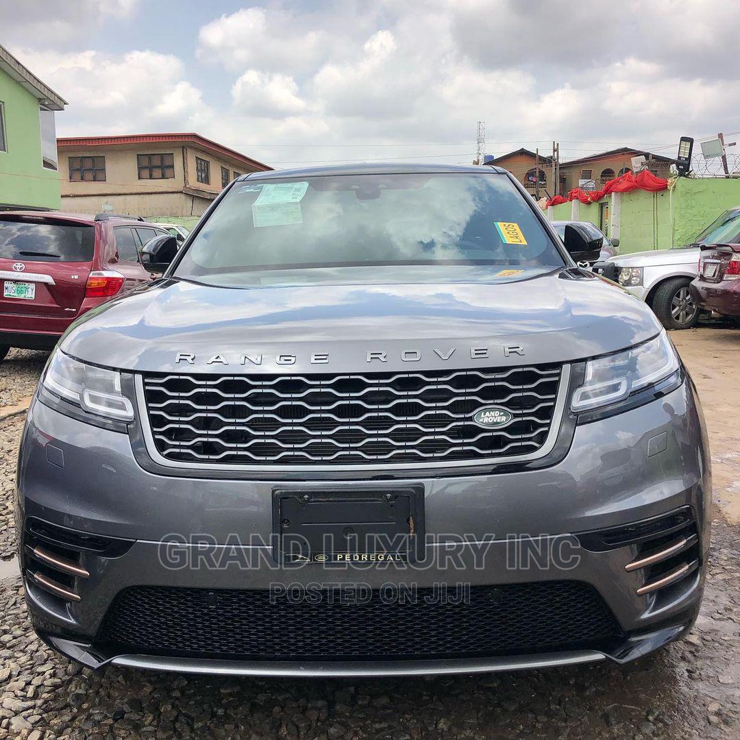 Land Rover Range Rover Velar 2019 P250 SE R-Dynamic 4x4 Gray