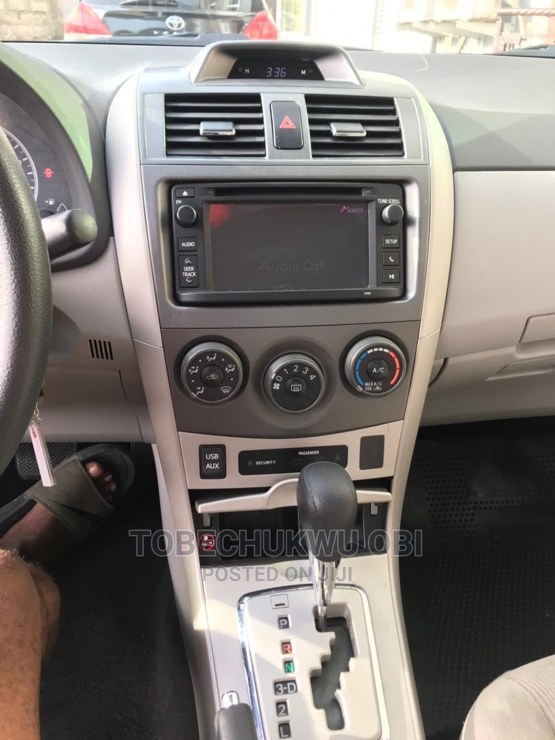 Toyota Corolla 2013 Gray | Cars for sale in Amuwo-Odofin, Lagos State, Nigeria
