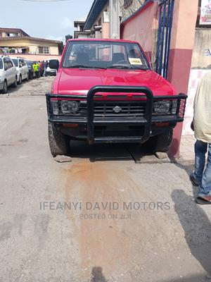 Nissan Frontier 2002 Red | Cars for sale in Lagos State, Apapa