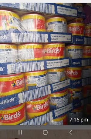 Bird's Custard Powder 6 X 300g | Meals & Drinks for sale in Lagos State, Apapa