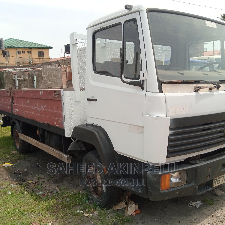 Mercedes Benz Truck 814 White | Trucks & Trailers for sale in Amuwo-Odofin, Lagos State, Nigeria