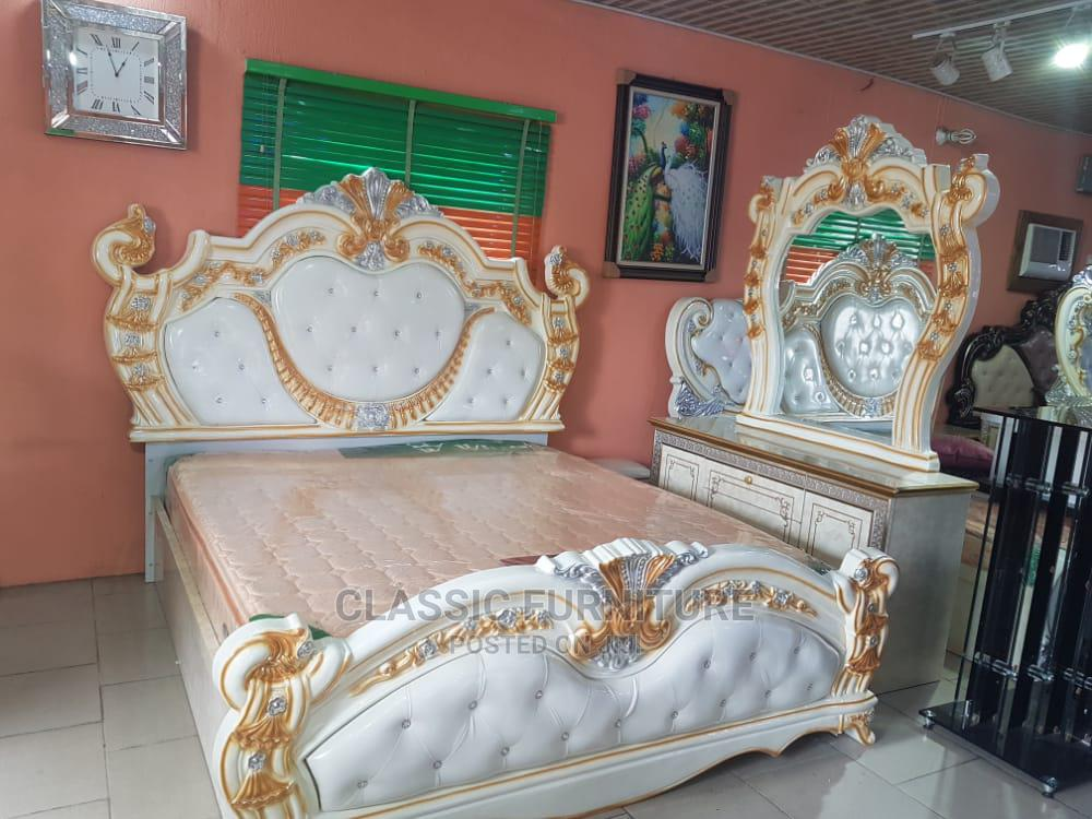 Very Good Imported Royal Bed