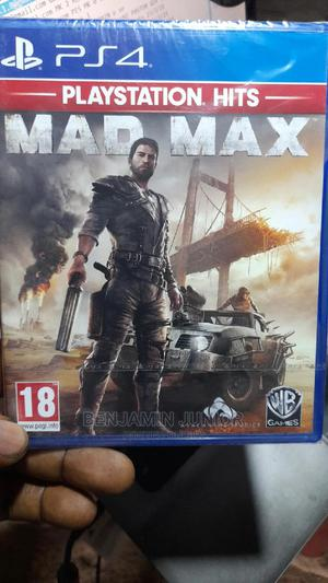 Mad Max Ps4 Cd For Sale Very Cheap Price | Video Games for sale in Edo State, Benin City