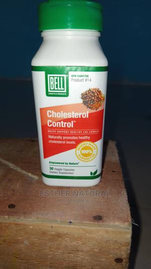 Bell Cholesterol Control   Vitamins & Supplements for sale in Lagos State, Ikeja