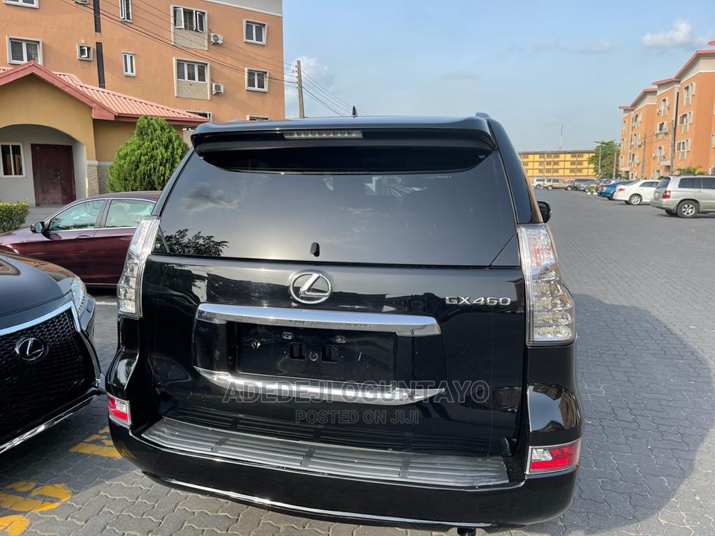 Archive: Lexus GX 2015 Black