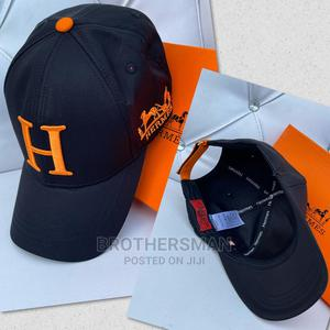 Hermes FACECAP | Clothing Accessories for sale in Lagos State, Surulere