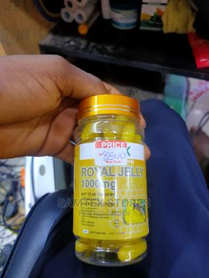 Royal Jelly Caps.   Vitamins & Supplements for sale in Lagos State, Agege