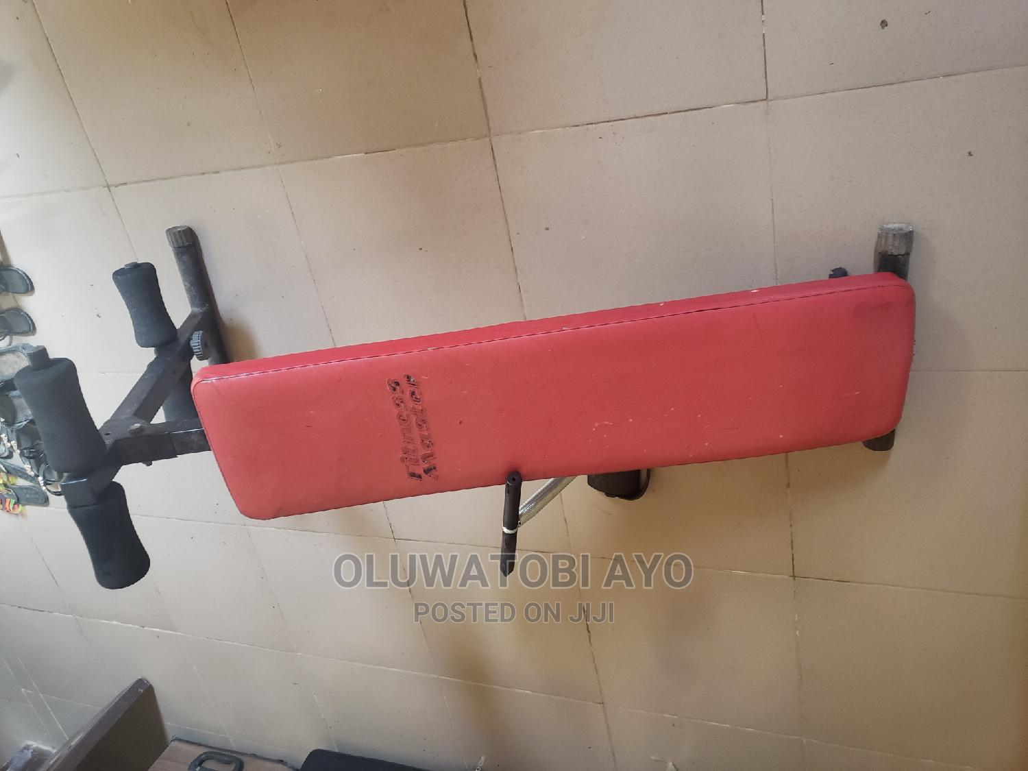 Sit-Up Bench and Tummy Trimmer | Sports Equipment for sale in Alimosho, Lagos State, Nigeria