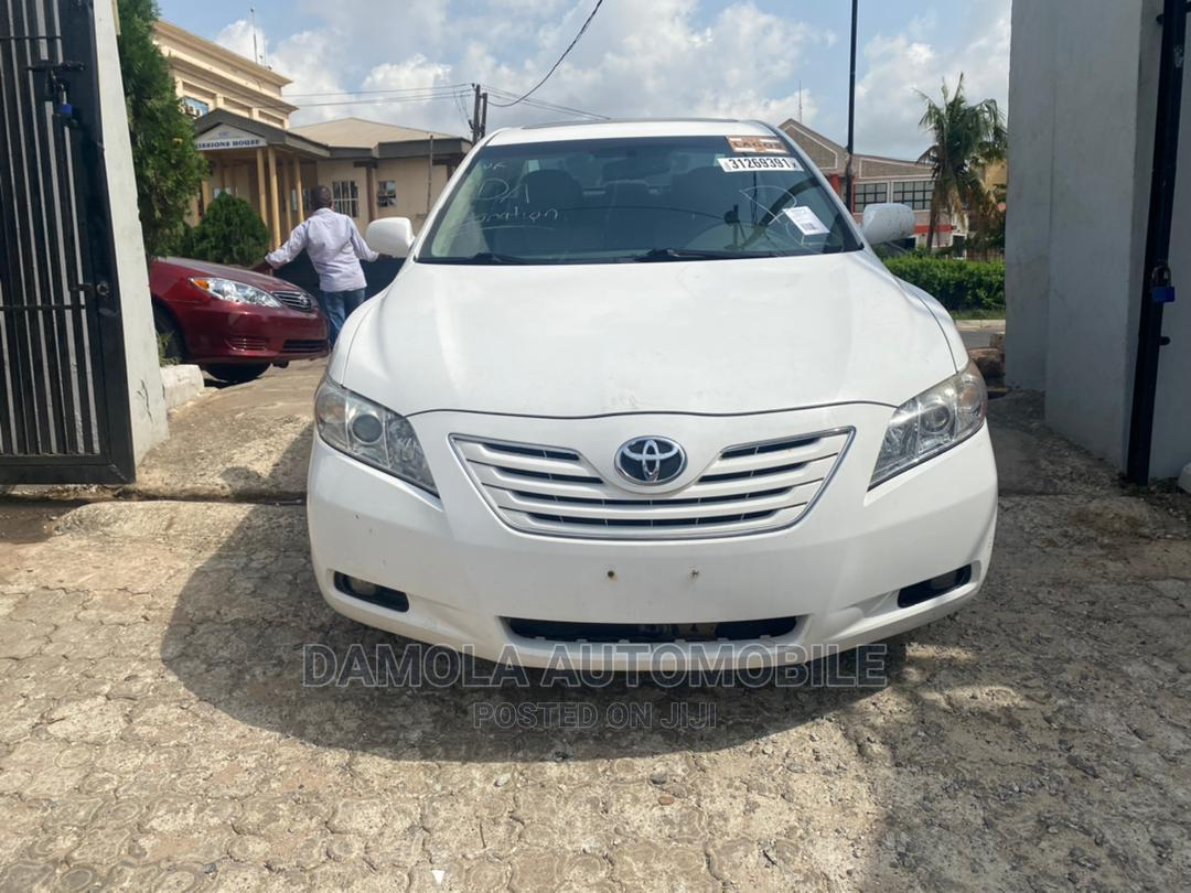 Toyota Camry 2007 White | Cars for sale in Ikeja, Lagos State, Nigeria