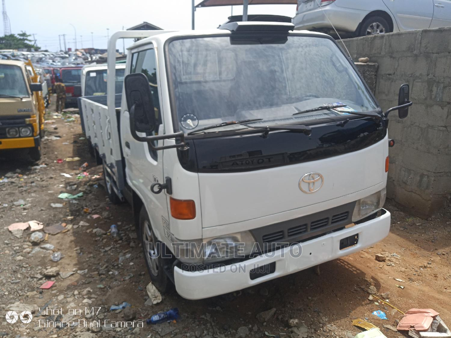 Toyota Dyna 100 , Accident Free,Four Tyres,Duty Paid