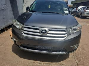 Toyota Highlander 2011 SE Gray | Cars for sale in Lagos State, Isolo