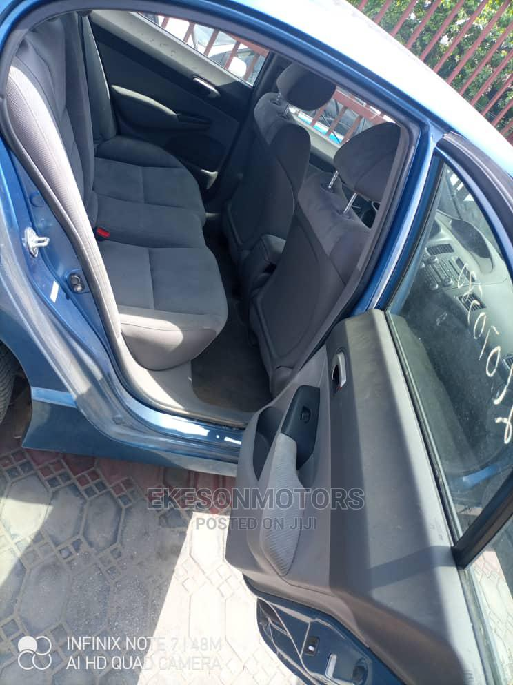 Archive: Honda Civic 2009 1.4i Sport Automatic Blue