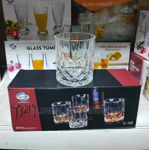 (3)PCS of Wine Glass  | Kitchen & Dining for sale in Lagos State, Lagos Island (Eko)
