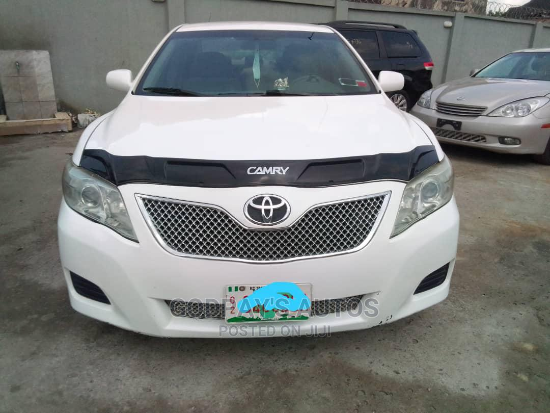 Toyota Camry 2011 White