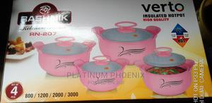 Vtcl 4 Sets of Food Warmer | Kitchen & Dining for sale in Oyo State, Ibadan