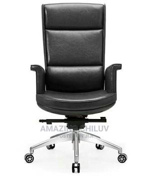 High Grade Black Executive Chair   Furniture for sale in Lagos State, Ojo