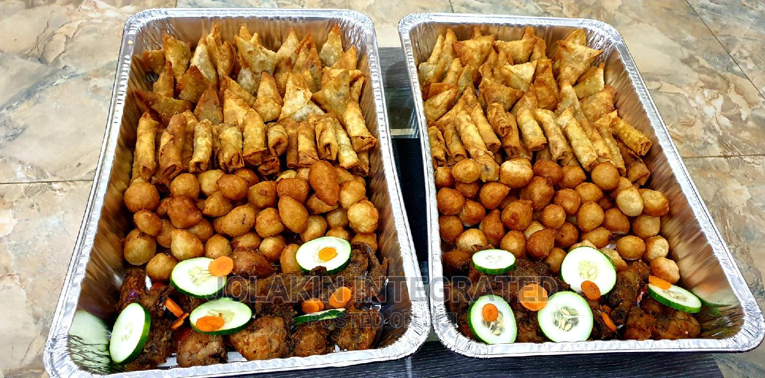 Small Chops | Party, Catering & Event Services for sale in Jikwoyi, Abuja (FCT) State, Nigeria