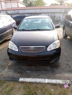 Toyota Corolla 2004 1.4 Black | Cars for sale in Lagos State, Amuwo-Odofin