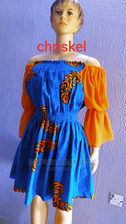 Ankara Dress | Clothing for sale in Ojodu, Lagos State, Nigeria