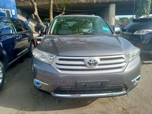 Toyota Highlander 2013 Limited 3.5L 2WD Gray   Cars for sale in Lagos State, Amuwo-Odofin