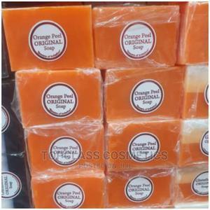 Orange Peel Original Soap | Bath & Body for sale in Lagos State, Amuwo-Odofin