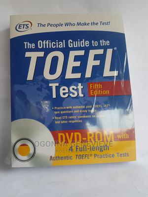 The Official Guide to the TOEFL | Books & Games for sale in Lagos State, Yaba