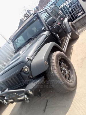 Jeep Wrangler 2013 Unlimited Rubicon Black | Cars for sale in Lagos State, Amuwo-Odofin