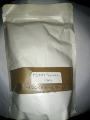 Hyssop. Plant Powders.(250 Grm) | Feeds, Supplements & Seeds for sale in Rivers State, Port-Harcourt