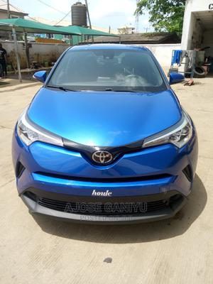 Toyota C-Hr 2018 Blue | Cars for sale in Lagos State, Oshodi