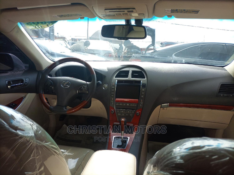 Lexus ES 2011 350 Red   Cars for sale in Apapa, Lagos State, Nigeria