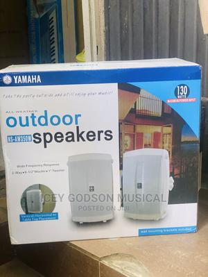 Quality Yamaha Outdoor Speaker | Audio & Music Equipment for sale in Lagos State, Ikeja