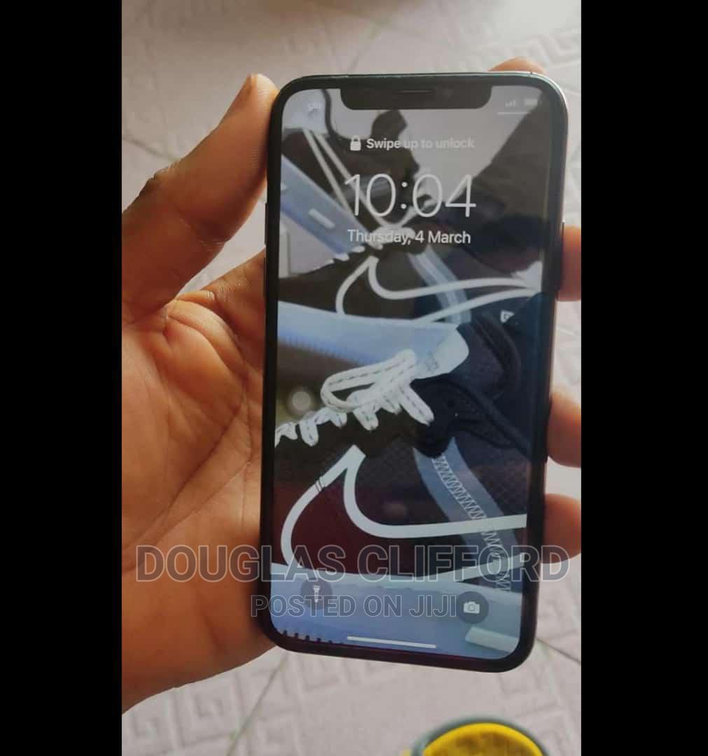 Apple iPhone X 256 GB Black   Mobile Phones for sale in Surulere, Lagos State, Nigeria