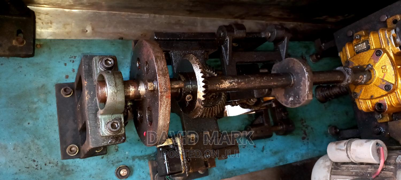 Archive: Sachet Machine