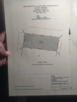 Distress Residential Plot at Guzape for Sale | Land & Plots For Sale for sale in Abuja (FCT) State, Guzape District