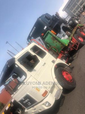Man Diesel 10 Tyres. Hiab/Crane. Manual Injector. Big Axle. | Trucks & Trailers for sale in Osun State, Ife