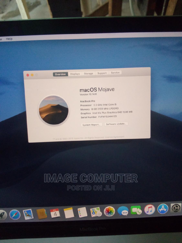 Archive: Laptop Apple MacBook Pro 2017 8GB Intel Core i5 SSD 256GB