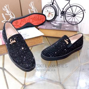 Original Christain Louboutin Red Bottom Sneakers   Shoes for sale in Lagos State, Surulere